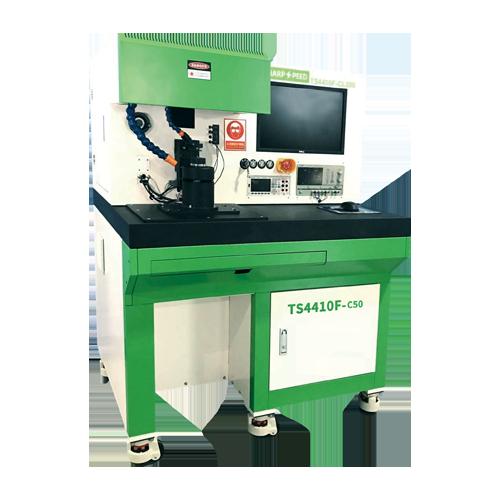 Laser Resistor Trimming Machine atTS4410F-C50